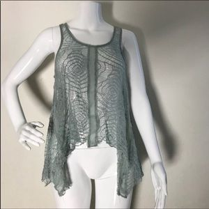 Anthropologie Silence+Noise Tank Size Small